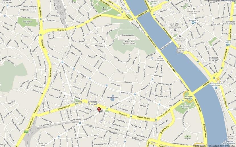 budapest xi kerület térkép Budapest Térkép Xi Kerület | groomania